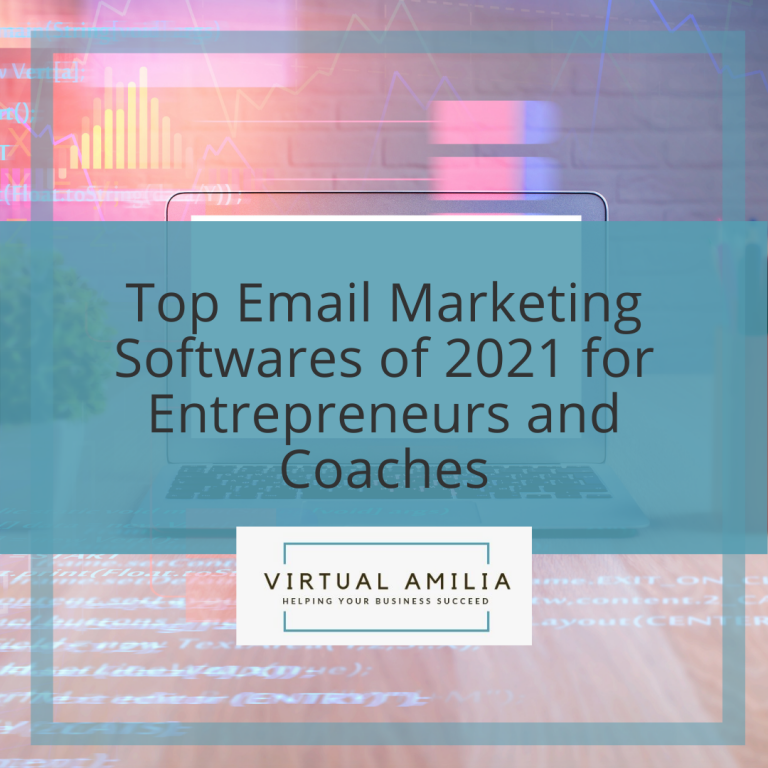 Top Email Marketing Software Providers of 2021 for Entrepreneurs and Small Business Owners