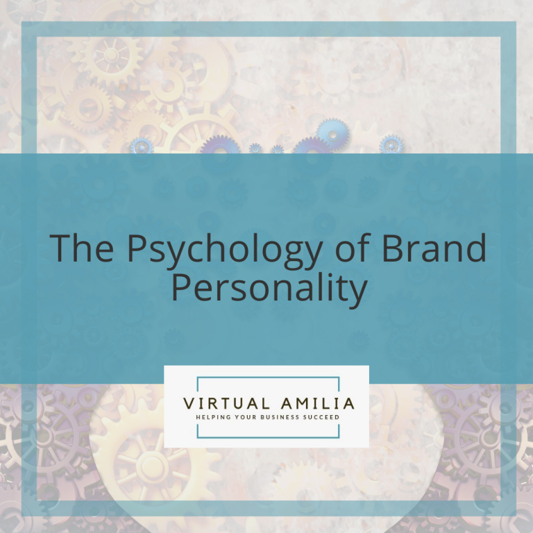 The Psychology of Brand Personality